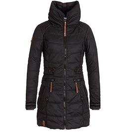 Urban Pocketed Long Sleeve Parka Jacket