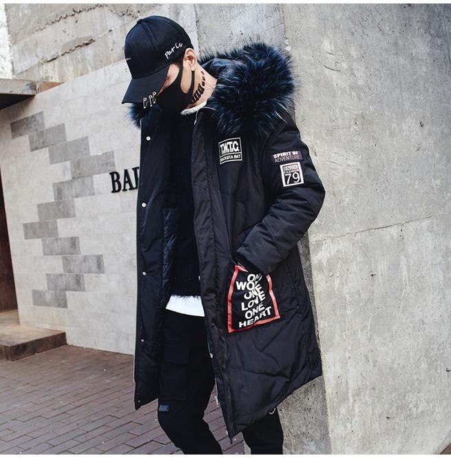 Long Parka Winter Coats