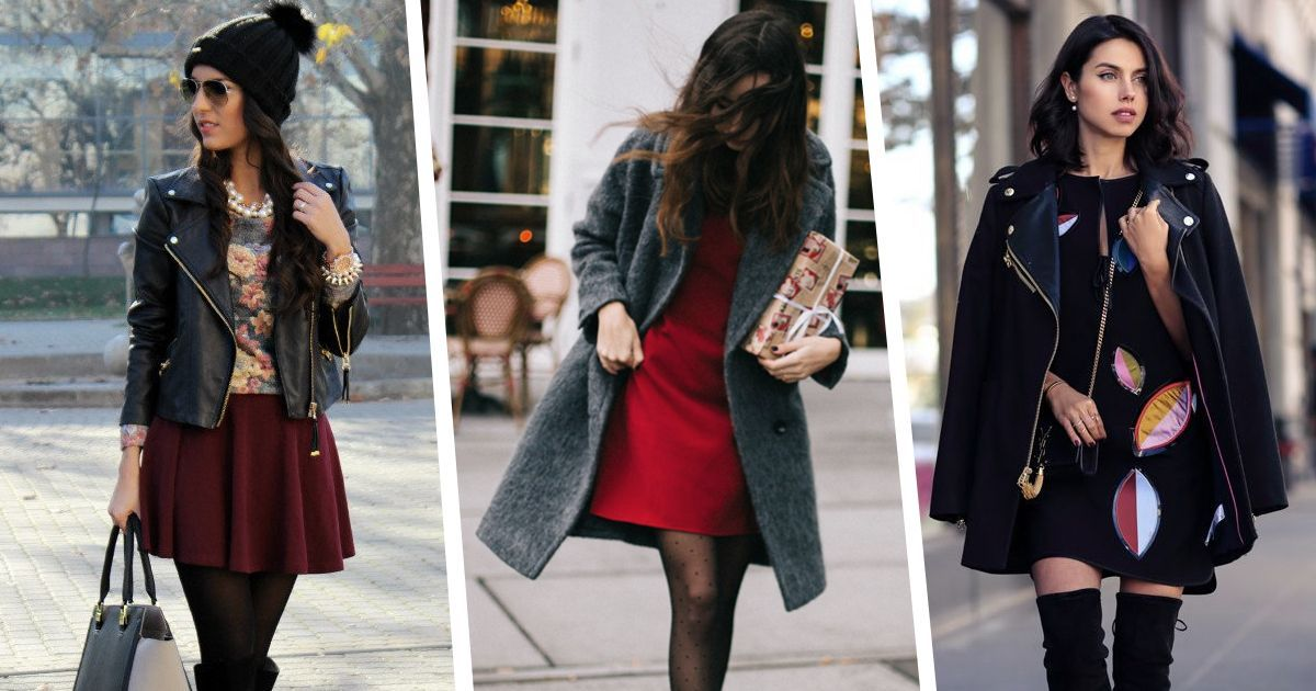 Winter Date Night Outfit Ideas For An Edgy But Warm Style