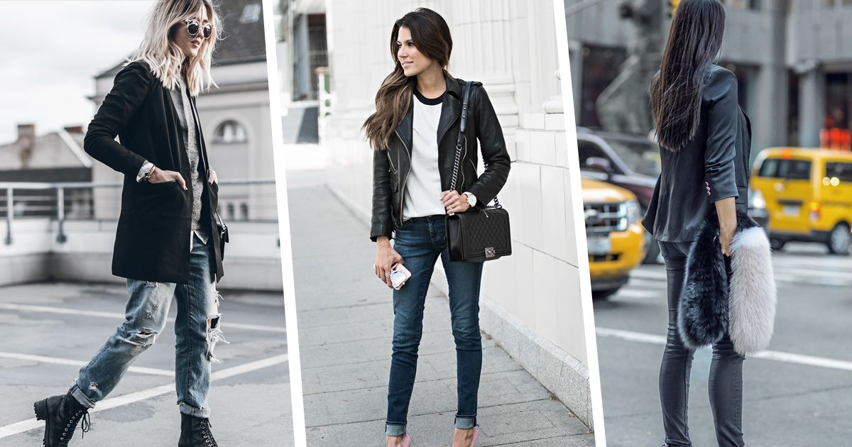 To Find The Perfect Pair Of Jeans: Women'S Jeans Guide