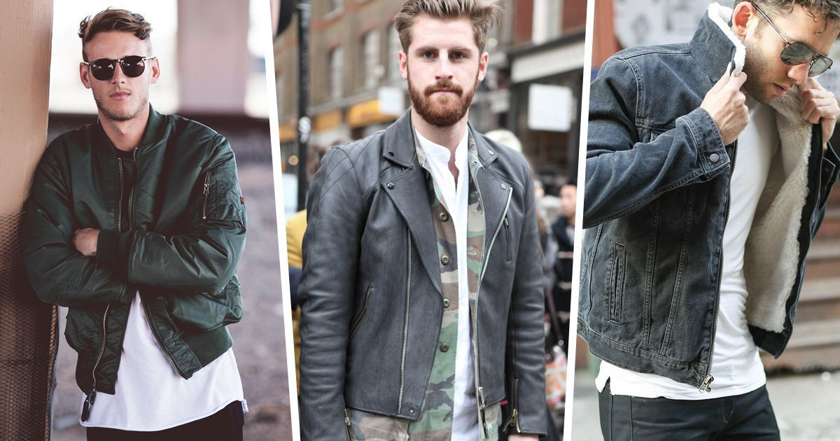 5 types of jackets and how to style them this season