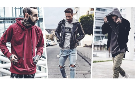 How to Wear A Hoodie: 5 Badass Looks For Comfort And Style