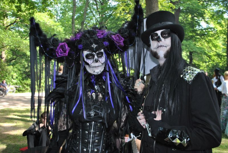 26th Wave Gotik Treffen – Dark Celebration In Leipzig, Germany