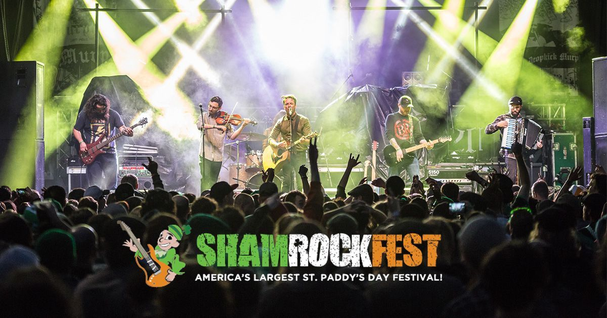 ShamrockFest 2017 - Are You Ready For America'S Largest St. Patrick'S Day Festival?