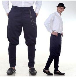 Canvas Airship Pants