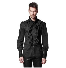 Dante Frilled Gothic Fancy Shirt