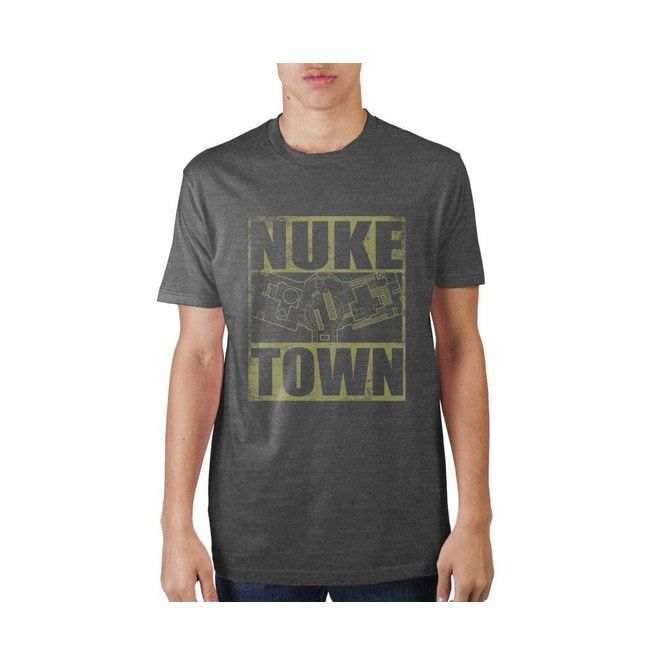 7e613148 Call Of Duty Franchise Nuke T Shirt | Mxed | RebelsMarket