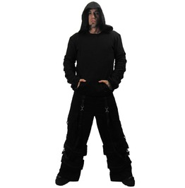 Necessary Evil Cratos O Ring Hoody