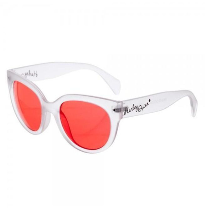 2daef9af445 Dc Comics Harley Quinn Sunglasses With Case