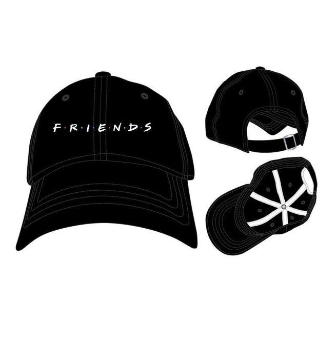 Friends Tv Show Hat W/ Friends Logo | Mxed