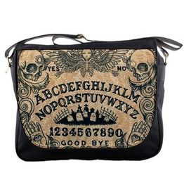 Ouija Angel Of Death Messenger Bag