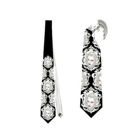 Baroque Art Necktie