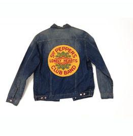 The Beatles   Sgt Peppers Denim Jacket