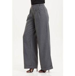 Voodoo vixen pippa pin stripe trousers pants