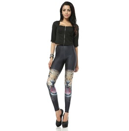 Animal Theme Style Fashion Leggings Pants
