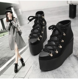 3f83eeb184986 Women's Platform Shoes   RebelsMarket