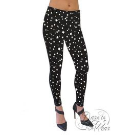 Versatile Super Comfy Wide Elastic Full Length Essential Leggings In Rockstar