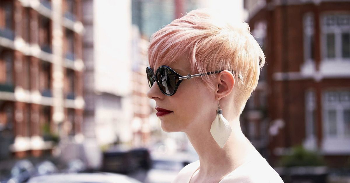 How To Style Super-Short Hair For Any Occasion