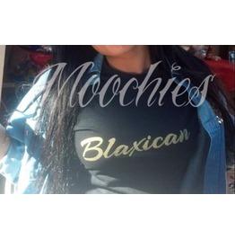 Blaxican Black Mexican Tshirt