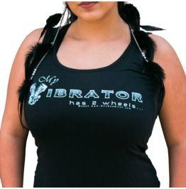 Vibrator Tank Top