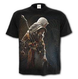 Gothic Tattoo Origins Black Bayek T Shirt