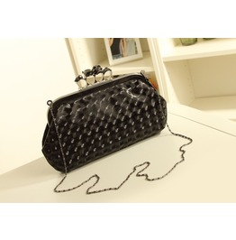 Retro Punk Skull Clutch Handbag Shoulder Bag