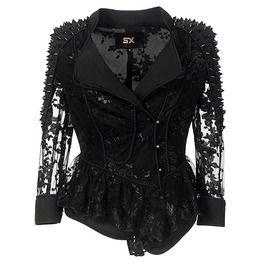 7d7f955e Gothic Women's Jackets | RebelsMarket.