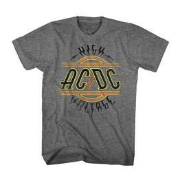 Ac/Dc High Voltage T Shirt