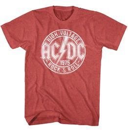 Ac/Dc Rock And Roll T Shirt