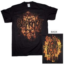 Slipknot Radio Fires T Shirt