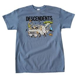 Descendents Van T Shirt
