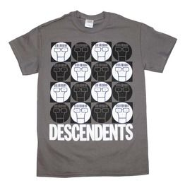 Descendents Milo Circle Pattern T Shirt