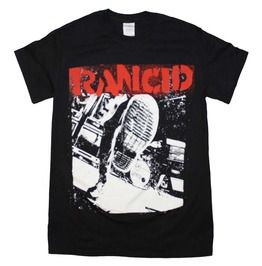 Rancid Boot T Shirt