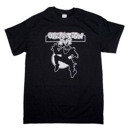 Operation Ivy Classic Ska Man T Shirt