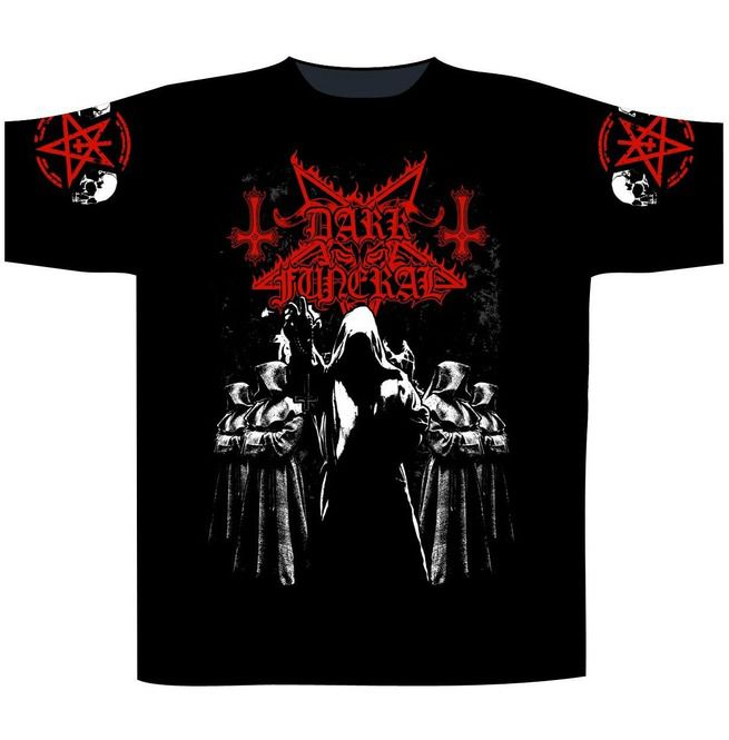 Shirts & Hemden Dark Funeral Shadow Monks T-shirt Kleidung & Accessoires