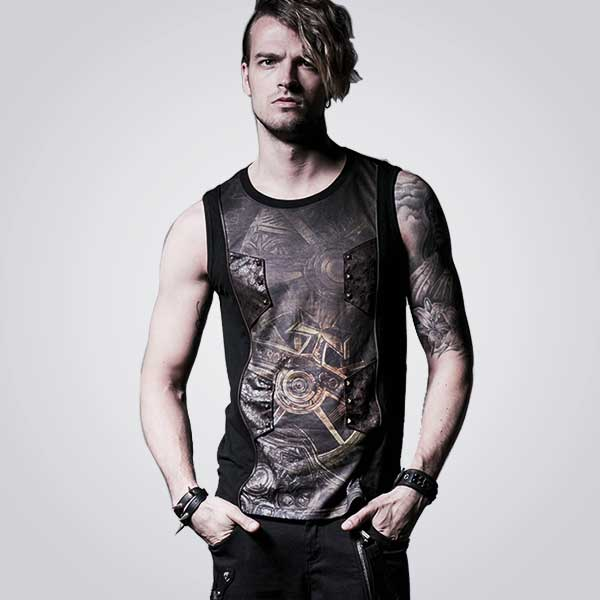 Tattoo Fashion Tank Tops