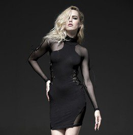 a763f44cd583 Shop High Quality Rock, Pop & Metal Inspired Dresses for Women at