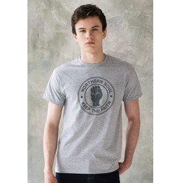 9e1b3c85551 Northern Soul T Shirt Distressed Retro 60s Mod Mods Vintage Style Music Tee