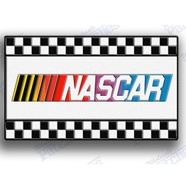 Nascar Iron On Embroidered Patch Patches Racing Auto Car 500