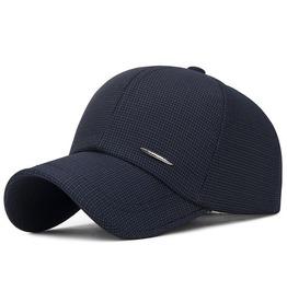 Men's Rocker Grid Baseball Cap