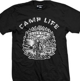 Camp Life Men's T Shirt