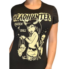 Headhunter Black T-Shirt