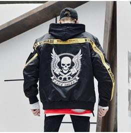 New Bomber Jackets Mens Street Fashion Jacket