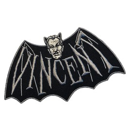 Vincent Price Devil Bat Patch