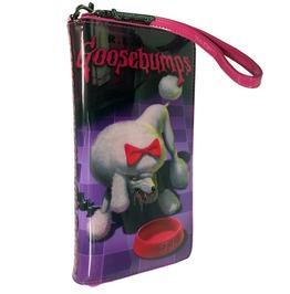 Goosebumps Vampire Poodle Clutch Wallet