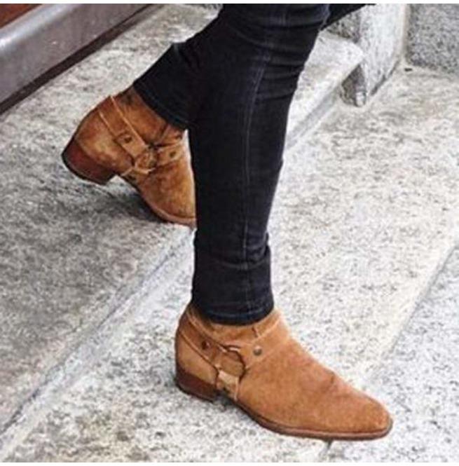 Mens High Fashion Boots