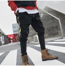Men casual harem pants hip hop baggy pants rebelsmarket
