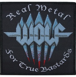 """DR FEELGOOD 2 3//4/"""" x 2/"""" Officially licensed R/&B EMBROIDERED PATCH 7cm x 5cm"""