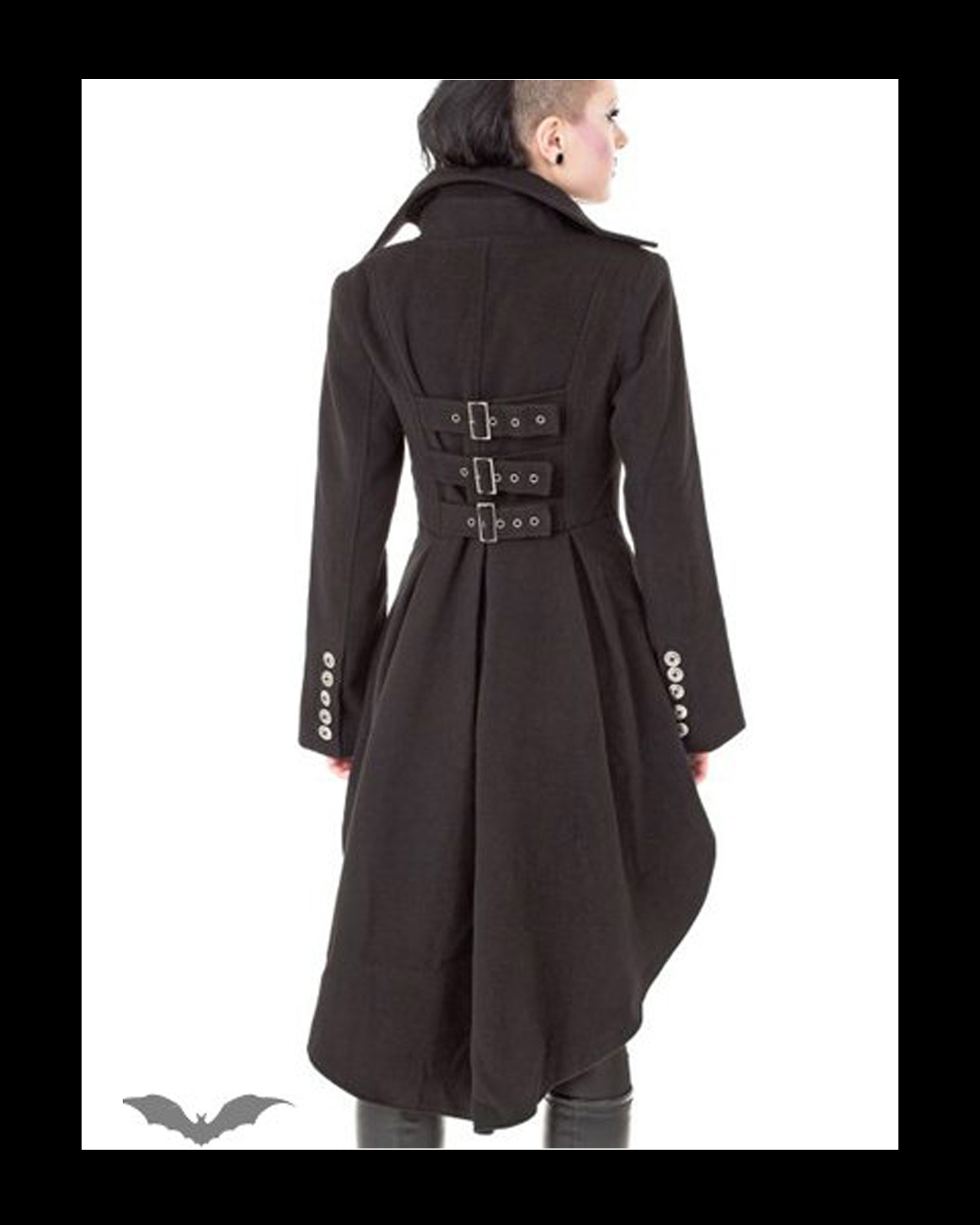 romantic gothic coat