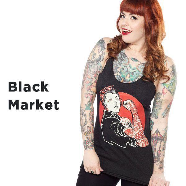 Black Market Art Co.